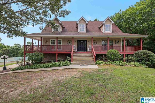 309 Pineview Drive, West Blocton, AL 35184 (MLS #1287651) :: EXIT Magic City Realty