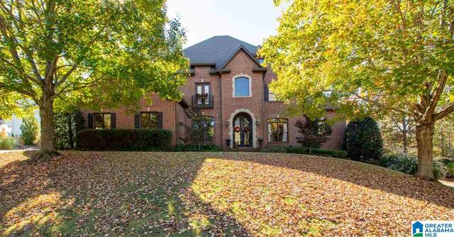 821 Crown Circle, Hoover, AL 35242 (MLS #1287789) :: The Fred Smith Group | RealtySouth