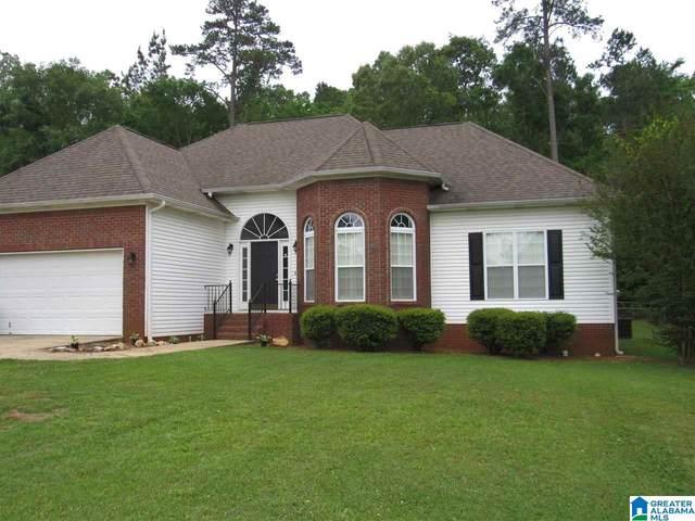 203 Chimney Peak Circle, Jacksonville, AL 36265 (MLS #1287851) :: The Natasha OKonski Team