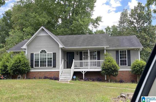 5005 Sunset Circle, Pinson, AL 35126 (MLS #1287865) :: Lux Home Group