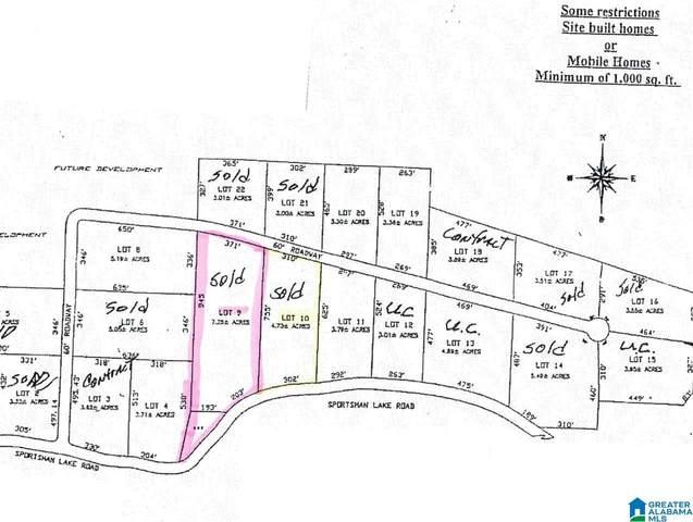 132 Bayberry Lane #9, Odenville, AL 35120 (MLS #1287985) :: Josh Vernon Group