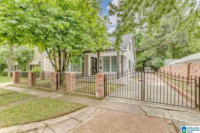 1210 Oakwood Avenue, Tuscaloosa, AL 35401 (MLS #1288008) :: LIST Birmingham