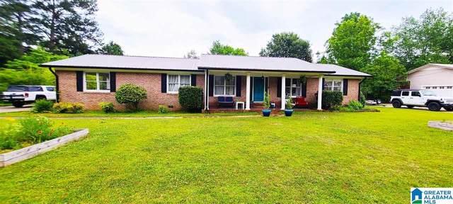 1808 Valley Creek Road, Anniston, AL 36201 (MLS #1288068) :: LocAL Realty