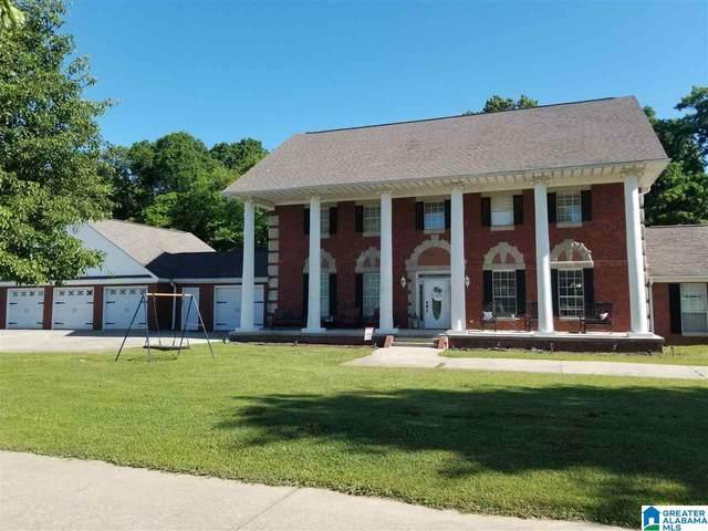 1271 Blair Farms Road, Odenville, AL 35120 (MLS #1288132) :: Josh Vernon Group