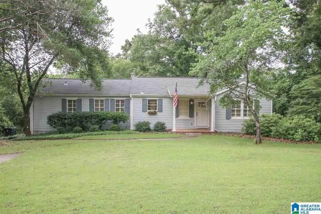 1867 Nottingham Drive, Vestavia Hills, AL 35216 (MLS #1288155) :: Lux Home Group