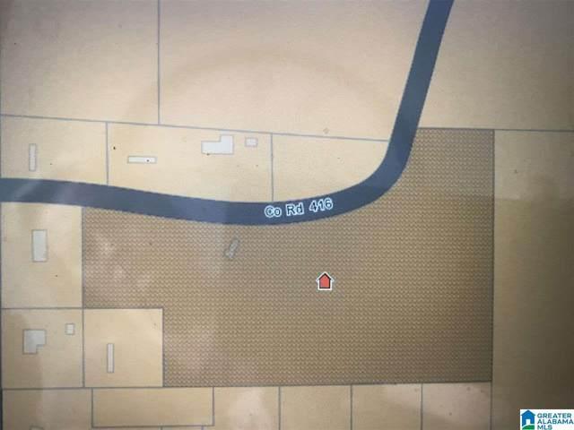 100 County Road 416 12 Acres, Clanton, AL 35045 (MLS #1288190) :: EXIT Magic City Realty