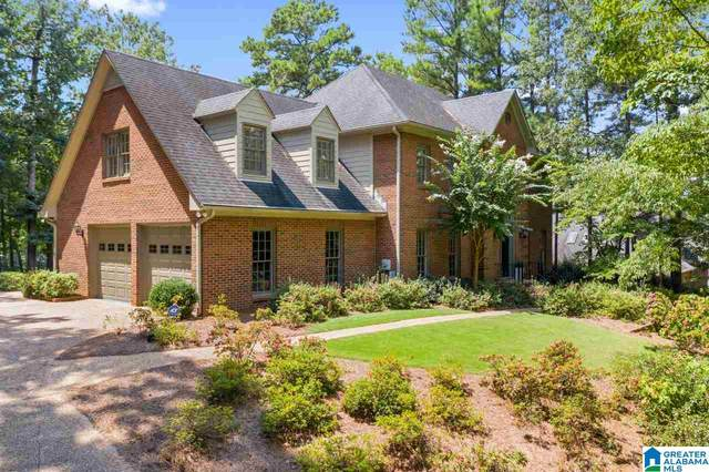 1155 Country Club Circle, Hoover, AL 35244 (MLS #1288297) :: Lux Home Group