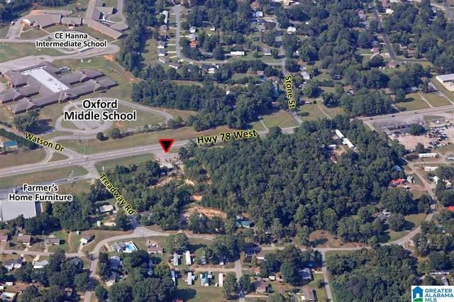 0 Highway 78, Oxford, AL 36203 (MLS #1288380) :: Gusty Gulas Group