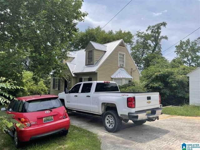 321 Louisa Street, Warrior, AL 35180 (MLS #1288521) :: Lux Home Group