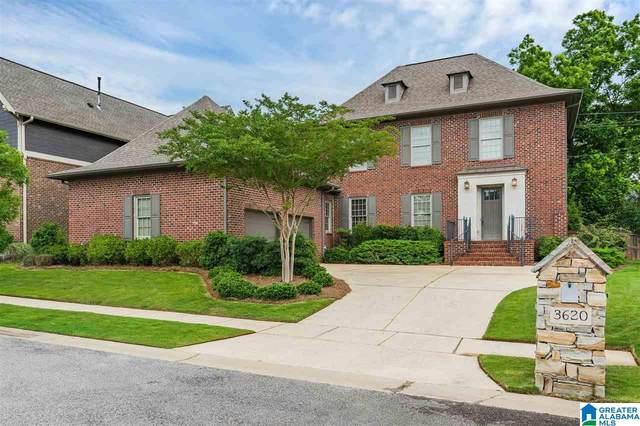3620 Miller Hill Way, Vestavia Hills, AL 35243 (MLS #1288538) :: Lux Home Group