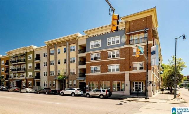 401 S 20TH STREET S #424, Birmingham, AL 35233 (MLS #1288543) :: LIST Birmingham