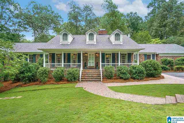 3801 Knollwood Drive, Mountain Brook, AL 35243 (MLS #1288555) :: Lux Home Group