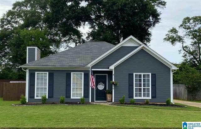116 Stonehaven Drive, Pelham, AL 35124 (MLS #1288608) :: Sargent McDonald Team
