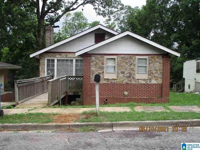 6524 Myron Massey Boulevard, Fairfield, AL 35064 (MLS #1288636) :: Lux Home Group