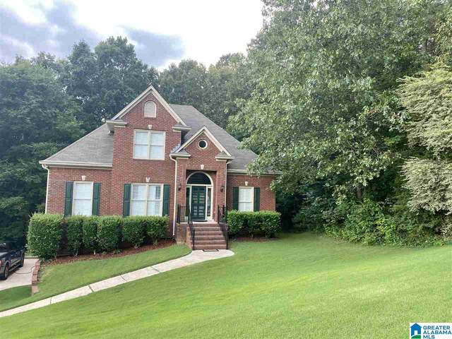 105 Chestnut Forest Circle, Helena, AL 35080 (MLS #1288823) :: EXIT Magic City Realty