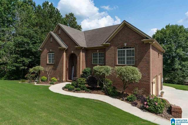 7525 Old Mill Circle, Trussville, AL 35173 (MLS #1288849) :: EXIT Magic City Realty