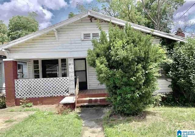 725 Avenue G, Birmingham, AL 35214 (MLS #1288859) :: Lux Home Group