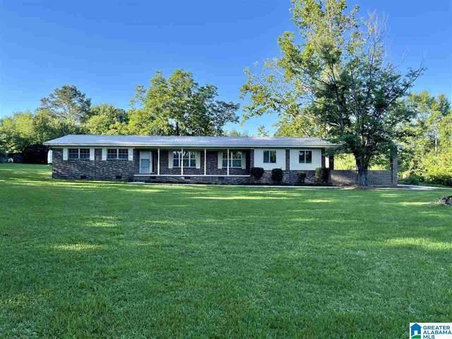 498 Wood Road, Sylacauga, AL 35150 (MLS #1288877) :: Josh Vernon Group