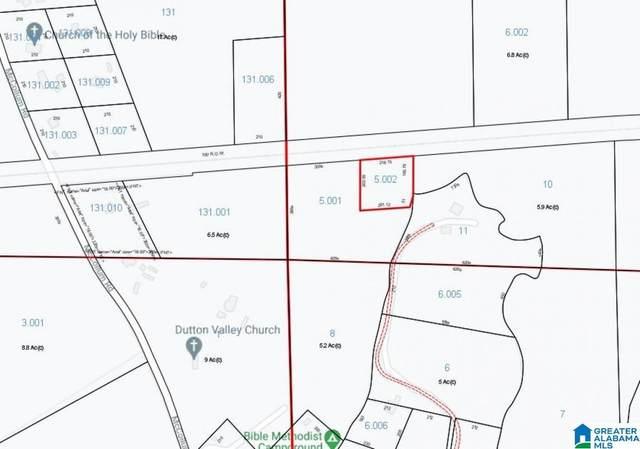 895 Mccollum Road -, Jasper, AL 35501 (MLS #1288995) :: EXIT Magic City Realty