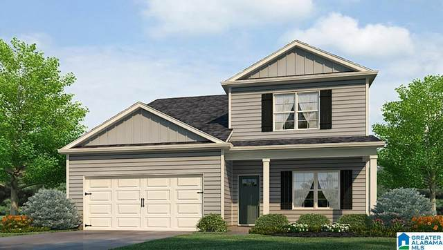 5825 Ridgeline Drive, Bessemer, AL 35111 (MLS #1289021) :: Howard Whatley