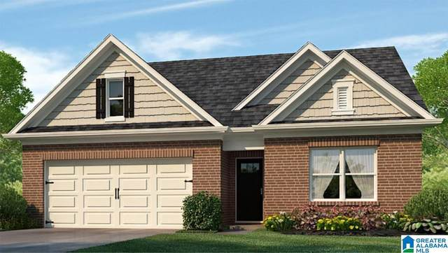 5829 Ridgeline Drive, Bessemer, AL 35111 (MLS #1289022) :: Howard Whatley