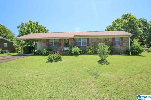 929 Carson Lane SW, Jacksonville, AL 36265 (MLS #1289085) :: LIST Birmingham