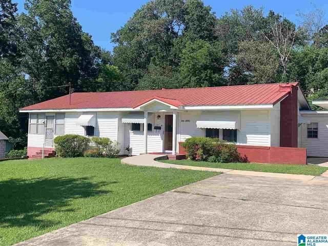 4805 Taylor Avenue, Anniston, AL 36206 (MLS #1289176) :: Gusty Gulas Group
