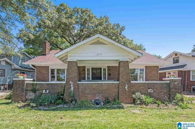 1317 34TH STREET N, Birmingham, AL 35234 (MLS #1289195) :: Lux Home Group