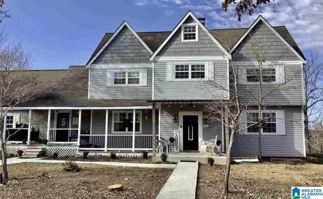 140 Stone Ridge Lane, Dora, AL 35062 (MLS #1289504) :: Gusty Gulas Group