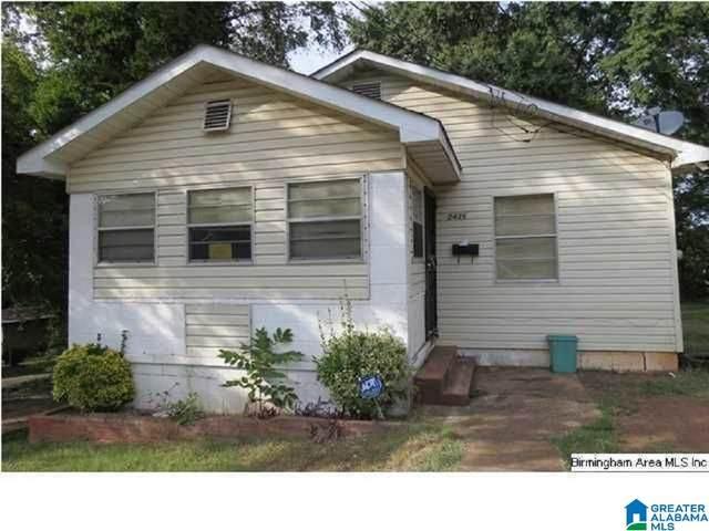 2436 Powderly Avenue SW, Birmingham, AL 35211 (MLS #1289516) :: Gusty Gulas Group