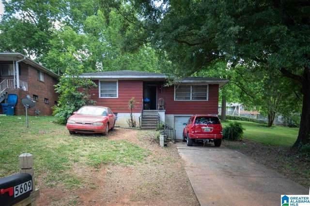 5609 14TH STREET S, Lipscomb, AL 35020 (MLS #1289538) :: LIST Birmingham