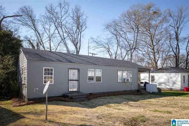 214 19TH STREET SW, Birmingham, AL 35211 (MLS #1289560) :: Gusty Gulas Group