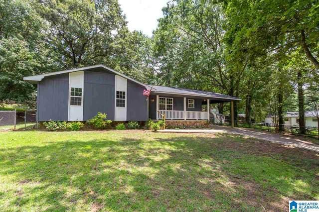 115 David Circle, Anniston, AL 36201 (MLS #1289630) :: Gusty Gulas Group