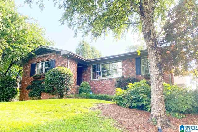 3109 Dolly Ridge Drive, Vestavia Hills, AL 35243 (MLS #1289697) :: Gusty Gulas Group
