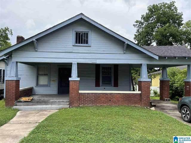 470 Valley Road, Fairfield, AL 35064 (MLS #1289749) :: Gusty Gulas Group