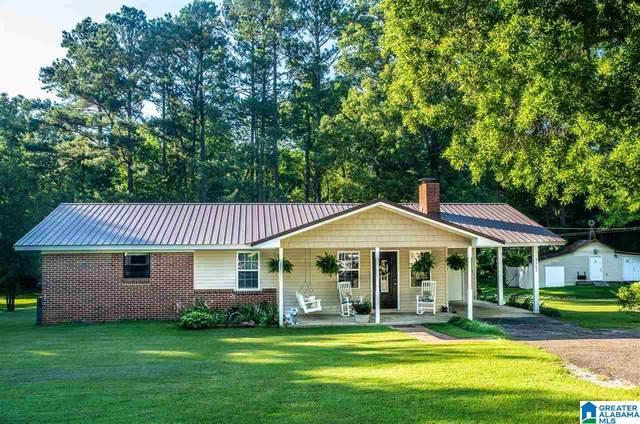 1507 Old Brdwell Mill Road, Jacksonville, AL 36265 (MLS #1289758) :: Gusty Gulas Group