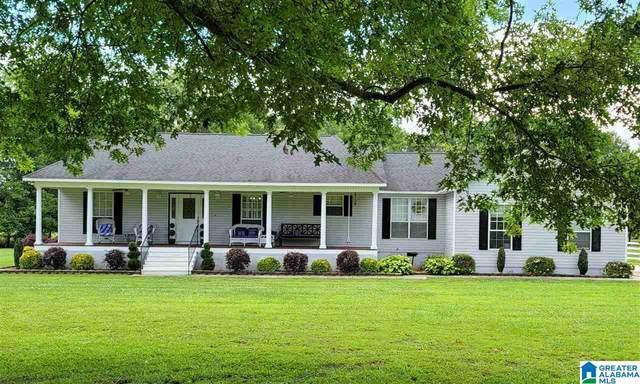 535 County Road 606, Hanceville, AL 35077 (MLS #1290001) :: Josh Vernon Group