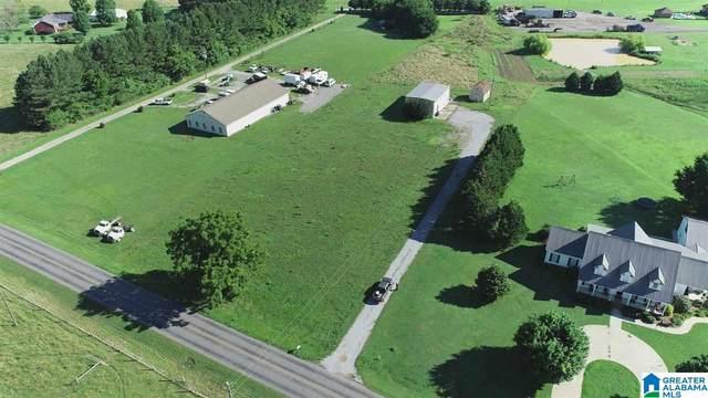 1345 Blair Farms Road 2 Ac, Odenville, AL 35120 (MLS #1290389) :: Josh Vernon Group