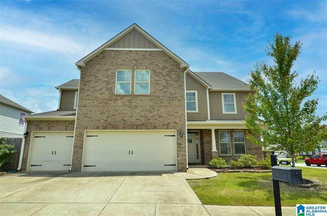 7401 Gristmill Circle, Mccalla, AL 35111 (MLS #1290408) :: Lux Home Group