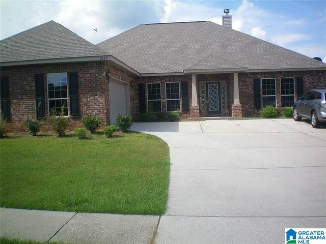 8037 Cross Bow Lane, THEODORE, AL 36582 (MLS #1290749) :: Lux Home Group