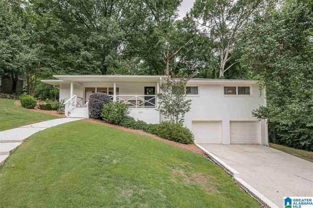1324 Round Hill Road, Vestavia Hills, AL 35216 (MLS #1290968) :: Josh Vernon Group