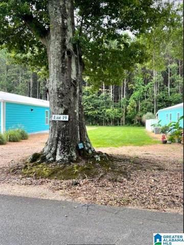 Lot 19 Blue Eye Road W #19, Talladega, AL 35096 (MLS #1291113) :: Howard Whatley