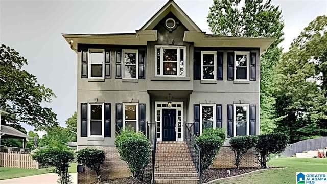 2447 Southwood Trace, Hoover, AL 35244 (MLS #1291148) :: EXIT Magic City Realty