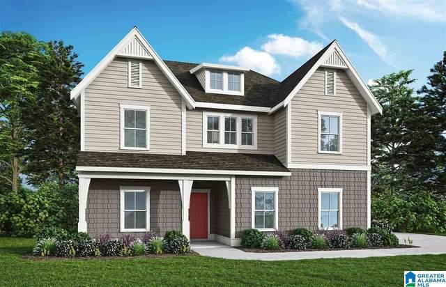 3051 Simms Landing, Pelham, AL 35124 (MLS #1291238) :: Josh Vernon Group