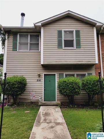 216 Carl Nichols Drive, Pelham, AL 35124 (MLS #1291272) :: Lux Home Group