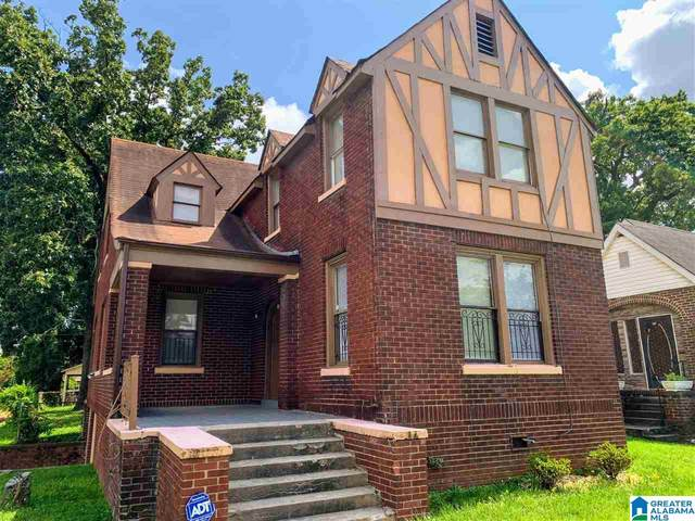 1545 41ST STREET, Birmingham, AL 35208 (MLS #1291416) :: Lux Home Group