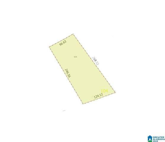 505 Bent Creek Trace #104, Pelham, AL 35043 (MLS #1291490) :: Bailey Real Estate Group