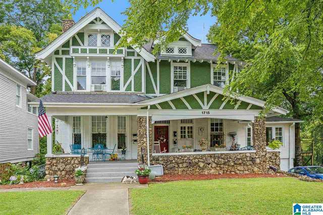 1715 13TH AVENUE S, Birmingham, AL 35205 (MLS #1291530) :: The Fred Smith Group   RealtySouth