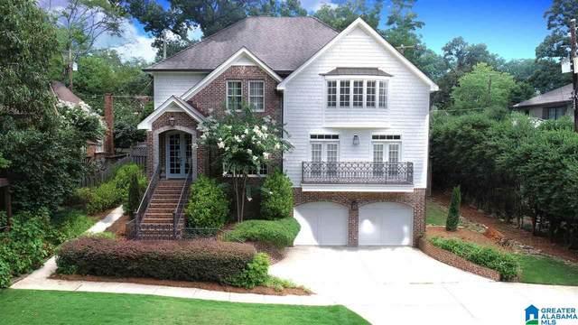 119 Windsor Drive, Homewood, AL 35209 (MLS #1291582) :: Bentley Drozdowicz Group