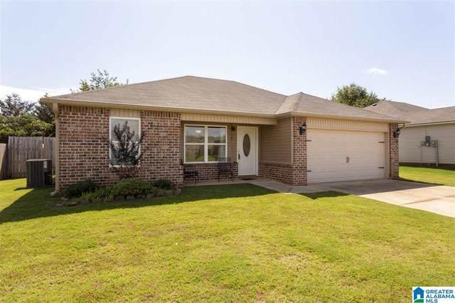 192 Cambridge Park Drive, Montevallo, AL 35115 (MLS #1291752) :: Bailey Real Estate Group